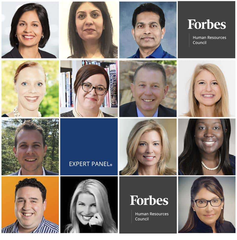 collage Forbes Human Resources Council