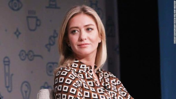 Bumble founder, Whitney Wolfe Herd at the Fast Company Innovation