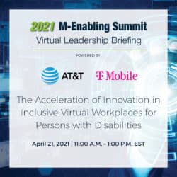 Event flyer for the Virtual summit
