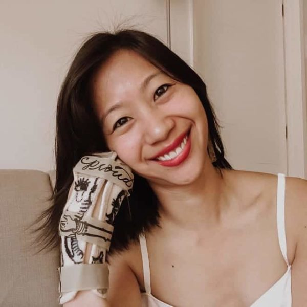 When she was 9, Yu was in a car accident that paralyzed one of her arms and took her father's life. This Disability Pride Month she's focused on healing and self love