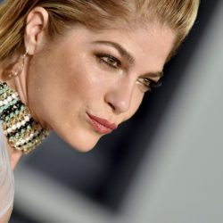 """Actress Selma Blair has said she is """"in remission"""" from multiple sclerosis."""