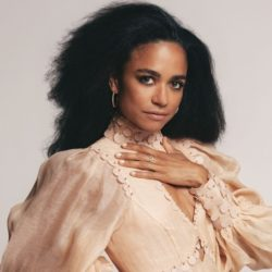 """""""I'm hoping that more people are going to be able to dream bigger,"""" says Lauren Ridloff of playing the first deaf superhero in a Marvel film. COURTESY OF ERIK CARTER"""